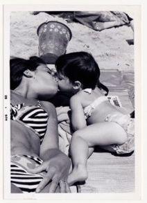 mom and I - 2